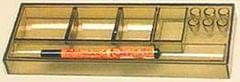 PEN TRAY 505 TRANSPERENT CLEAR