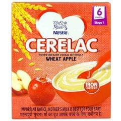 NESTLE CERELAC WHEAT APPLE STAGE 1