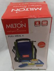 MILTON FULL MEAL-4 (LUNCH BOX)