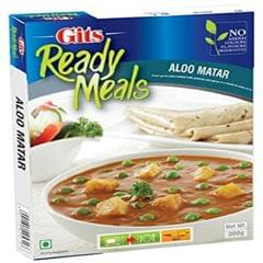Gits Ready Meals Aloo Matar 300Gm