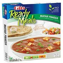 Gits Ready Meals Matar Paneer 285Gm