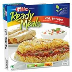 Gits Ready Meals Veg.Biryani 300Gm