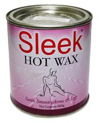Sleek Hot Wax 600Gms
