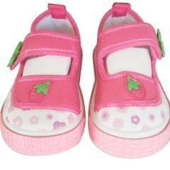 Kids Casual Pink Shoes