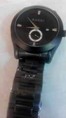Gucci Unisex Black Watch