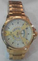 Swish Golden Watch
