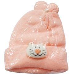 Orange Baby's Hood (1month-1yr)