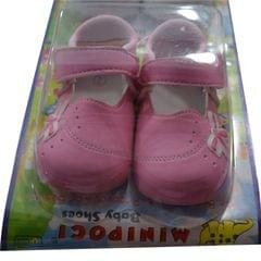 Pink Baby's Shoes (1month-1yr)