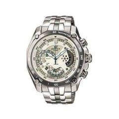 Edifice Casio Silver Men's Watch