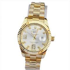 Rolex Gold Men's Watch