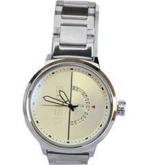 Montblanc Silver Men's Watch