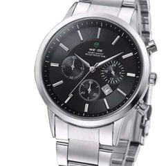 Wedge Black And Silver Men's Watch