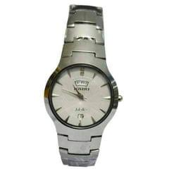 Rado White And Silver Men's Watch