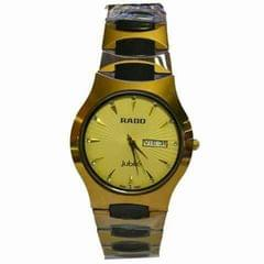 Rado Gold And Yellow Men's Watch