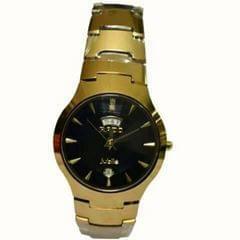 Rado Gold And Black Men's Watch