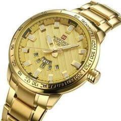 Naviforce Gold Men's Watch
