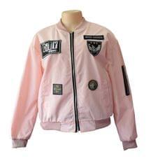 Light Pink Ladies Jacket