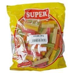 Super Fryums 200Gm (Long)