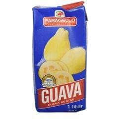 Faragello Guava 1 Liter (BUY 4 GET 1 FREE)