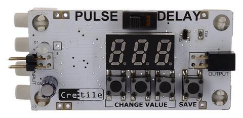 Cretile Delay/pulse