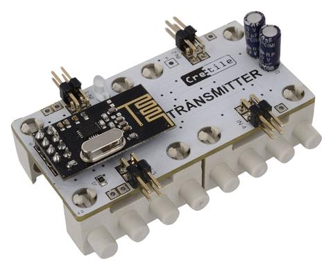Cretile Receiver & Transmitter