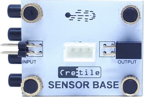 Cretile Sensor Base