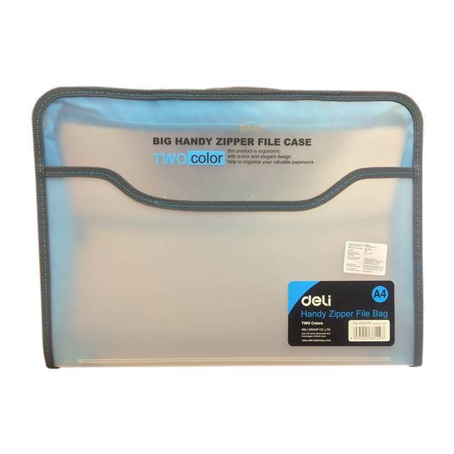 Deli Expanding file Bag
