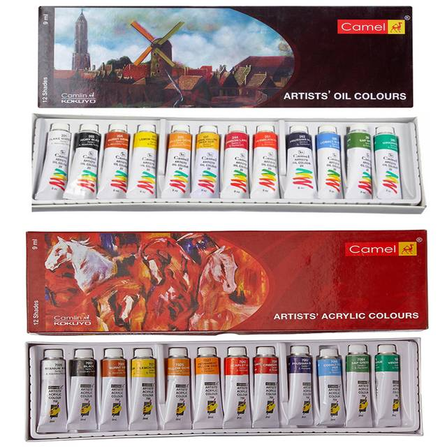 ARTIST ART CREATION SET  (CAMLINAK5)