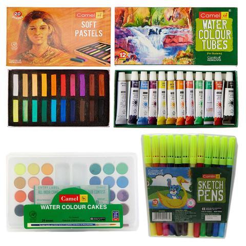 Camlin Creative colour Art Set (CAM201513)