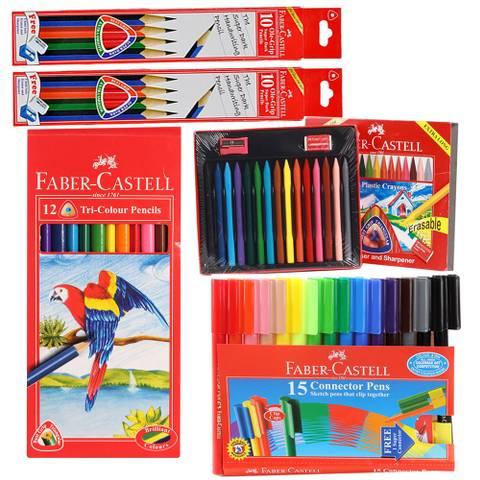 Faber Castell Art Creation Art Set (FCCSET11)