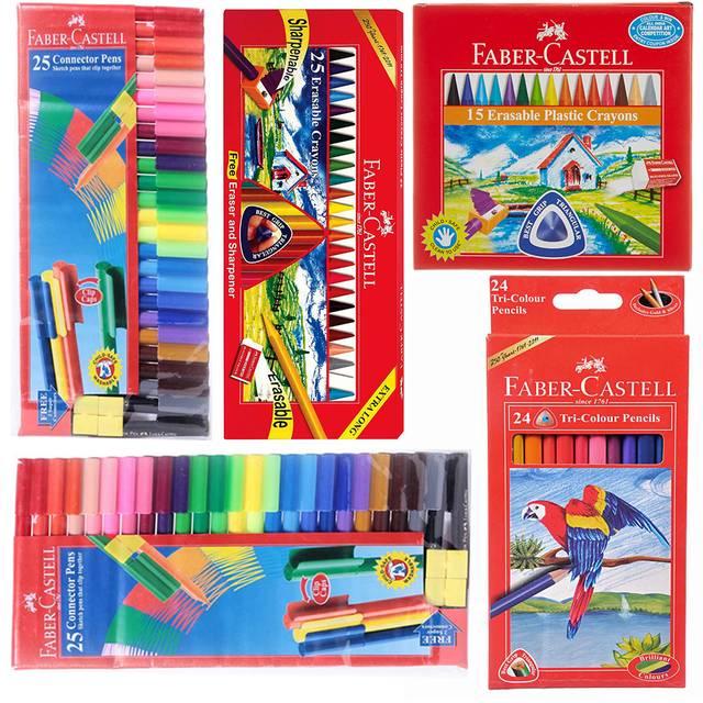 Faber-Castell Creation Art Set (FCCSET78)