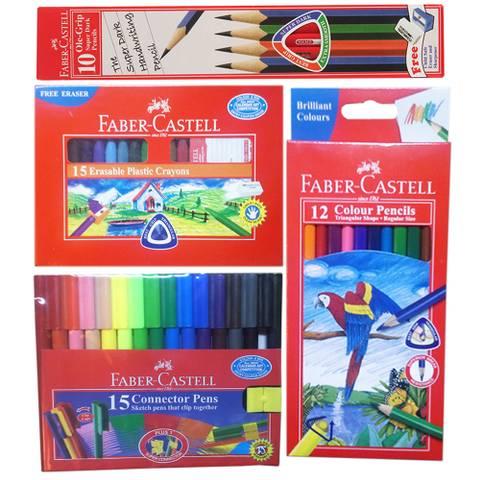 Faber Castell Creation Art Set (FCCSET30)