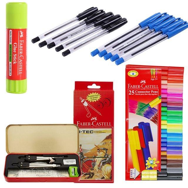 Faber Castell Mixed Kit Art Set (FCACS13)