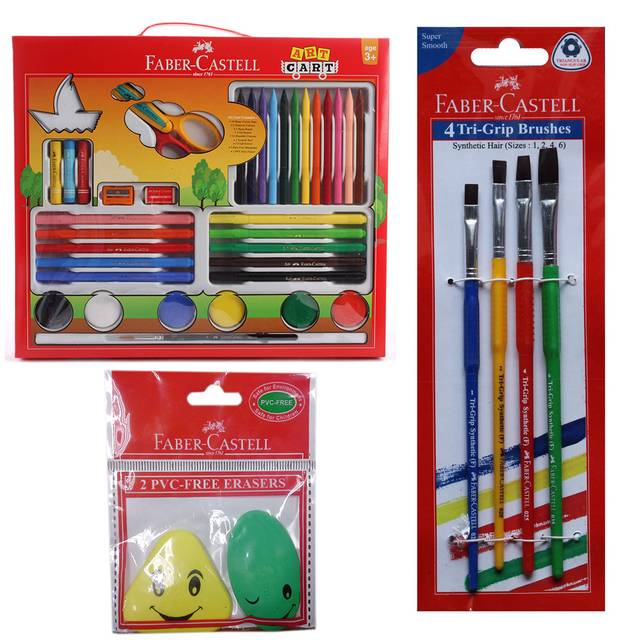 Faber-Castell Creation Art Set (FCCSET-02)