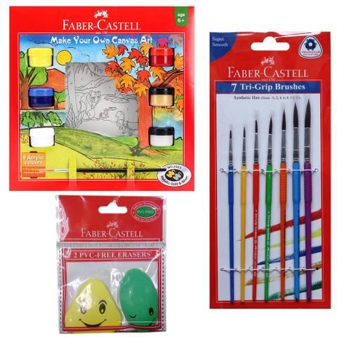 Faber-Castell Creation Art Set (FCCSET-19)