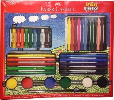 Faber Castell Art Creation Art Set (FCCSET03)