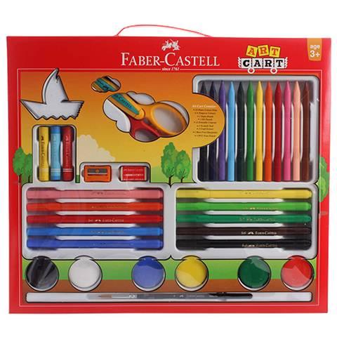 Faber Castell Art Creation Art Set (PSSAKIT4)
