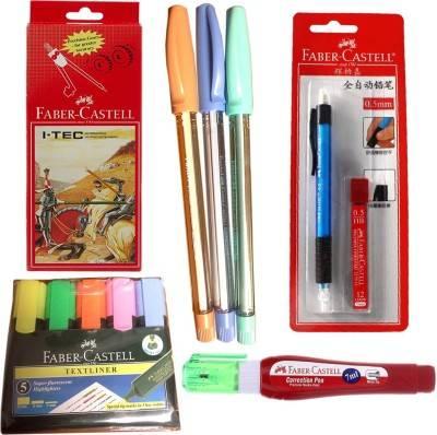 Faber-Castell School Set (FCCSET73)
