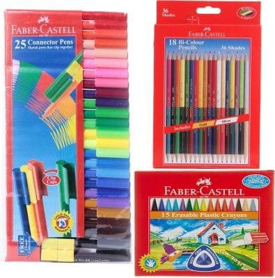 Faber-Castell Creation Art Set (FCCSET58)