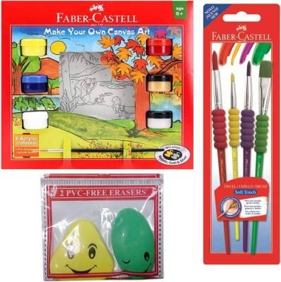 Faber-Castell Creation Art Set (FCCSET88)