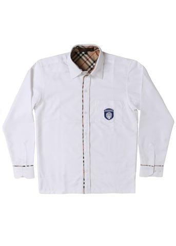 Gyanshree White Shirt (F/S) (Class 9 and above)