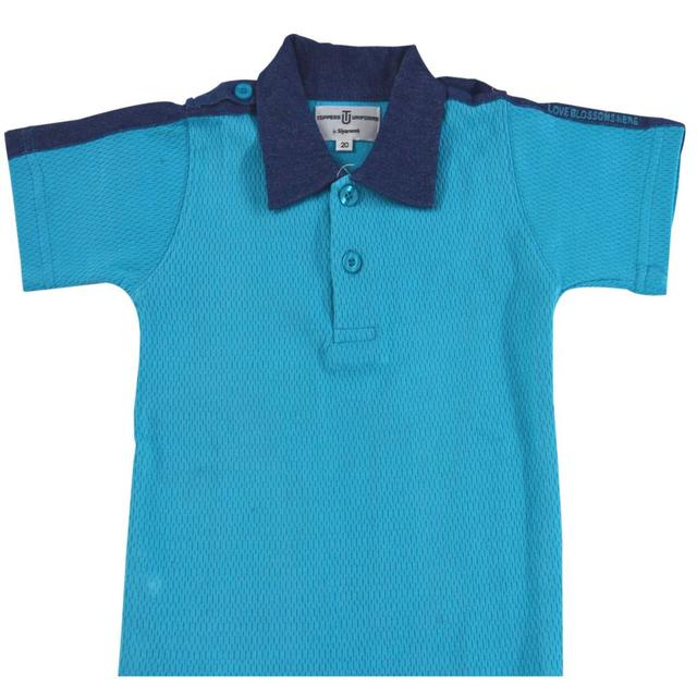 Blue T-Shirt (Boys)