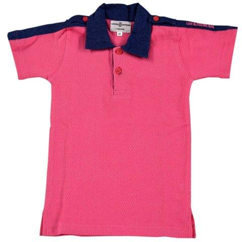 Pink T-Shirt (Girls)