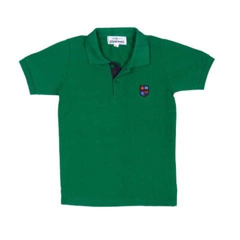 Nobel High School Summer Green T- Shirt