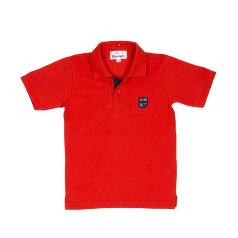 Nobel High School Summer Red T- Shirt