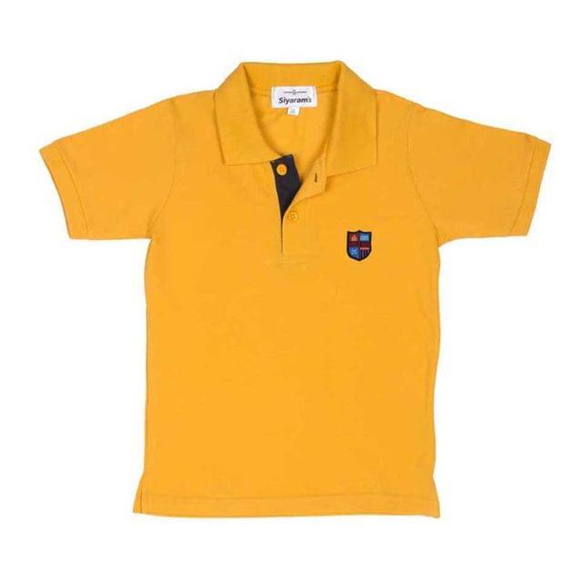 Nobel High School Summer Yellow T- Shirt