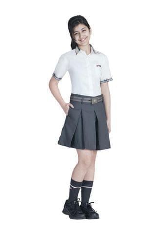 Presidium Grey Girls Skirt