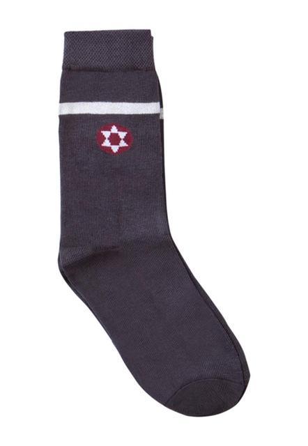 Presidium Grey Summer Socks