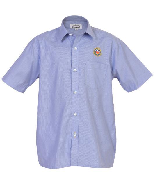 Girls Half Sleeve Shirt ( Class 6 to 8)
