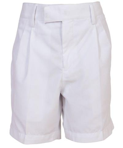 Boys White Shorts (1 to 8)